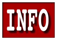 Bildicon: Info